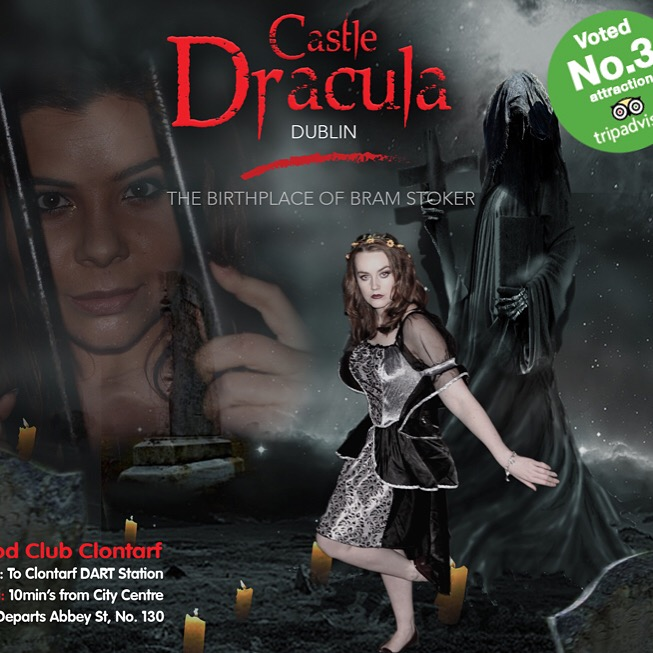 Bram Stokers CASTLE DRACULA – Irelands most Exciting, Fun & Unique