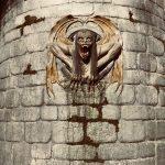 Castle Dracula as Dracula Escapes..